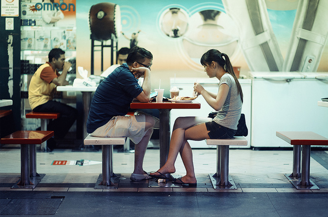 Dating in Singapore 01